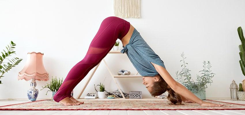4 exercices de yoga pour s'initier