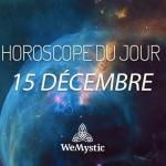 Horoscope du Jour du 15 décembre 2018