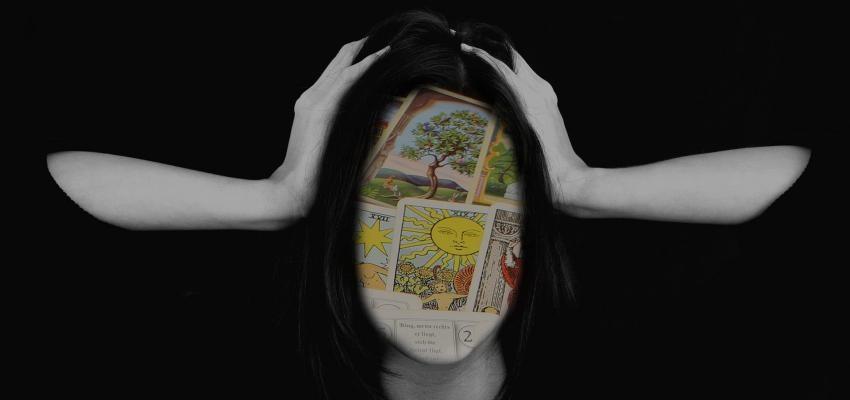 Les cartes du tarot psychique