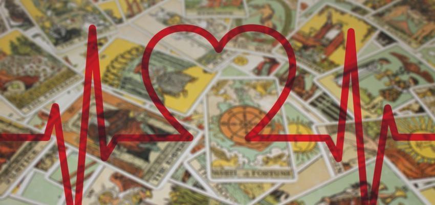 Les cartes de Tarot de santé