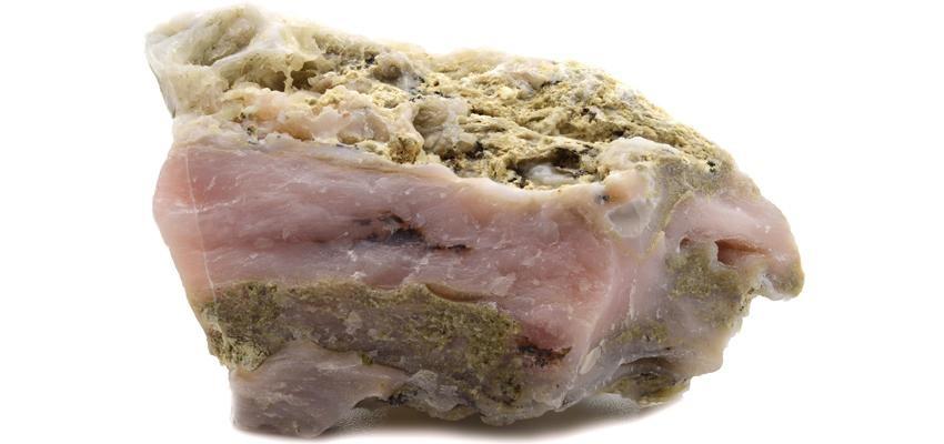 La pierre opale rose et ses propriétés