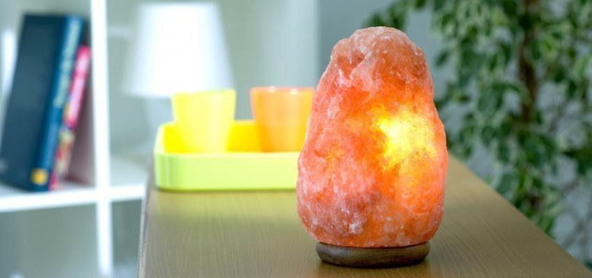 Les lampes en cristal de sel : retrouvez un environnement sain et dynamisant !