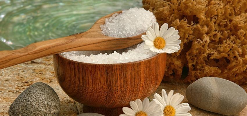 Un bain énergétique pour éloigner l'énergie négative !