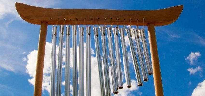 Éolyres ou carillons à vent, des objets poétiques et bienfaisants...