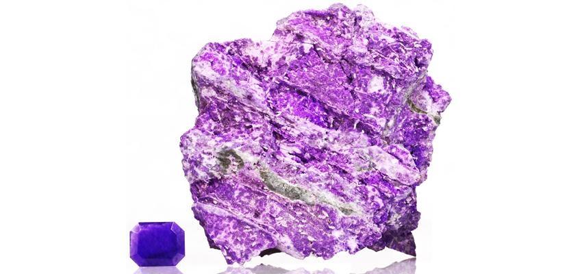 La pierre sugilite et ses propriétés