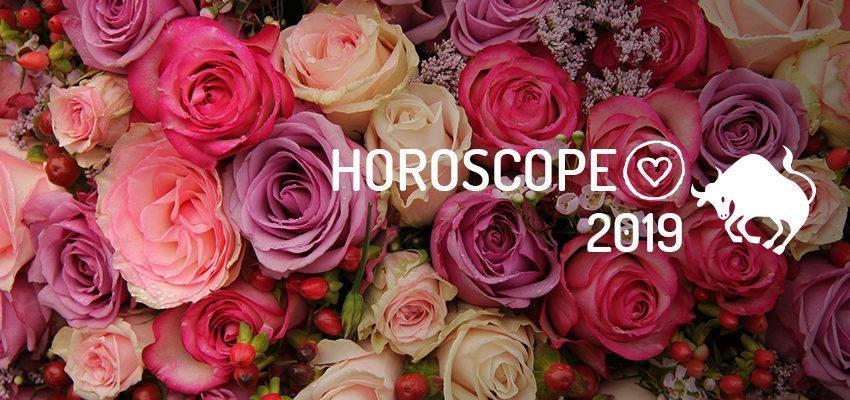 L'horoscope amour de Taureau 2019