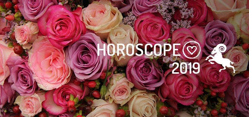 L'horoscope amour de Bélier 2019