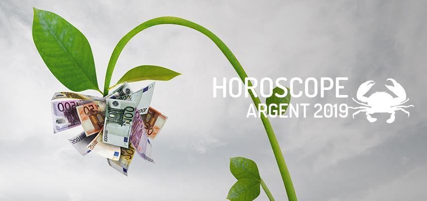 L'horoscope de l'argent 2019 pour le Cancer