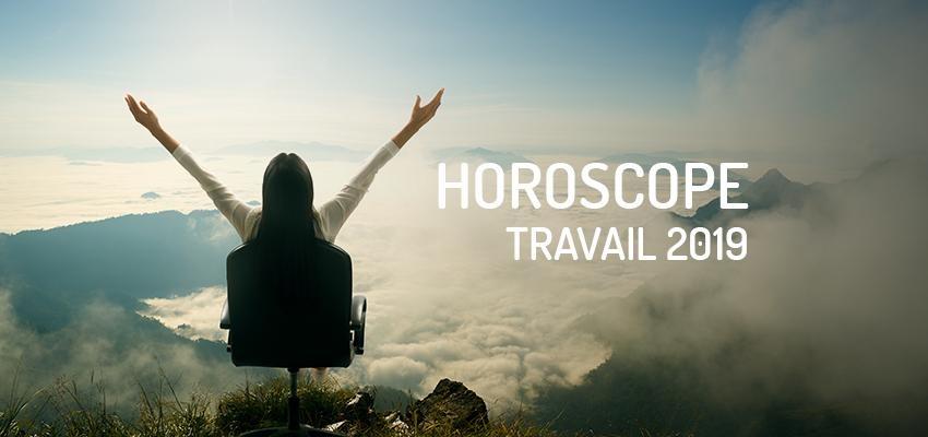 L'horoscope du travail de 2019 pour les douze signes du zodiaque