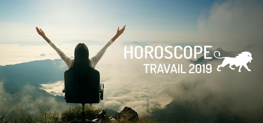 Découvrez toutes les prévisions de l'horoscope du travail de 2019 pour le Lion