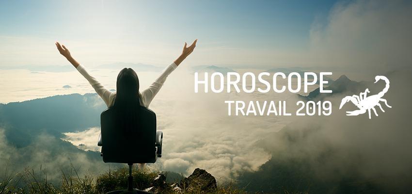 Découvrez toutes les prévisions de l'horoscope du travail de 2019 pour le Scorpion