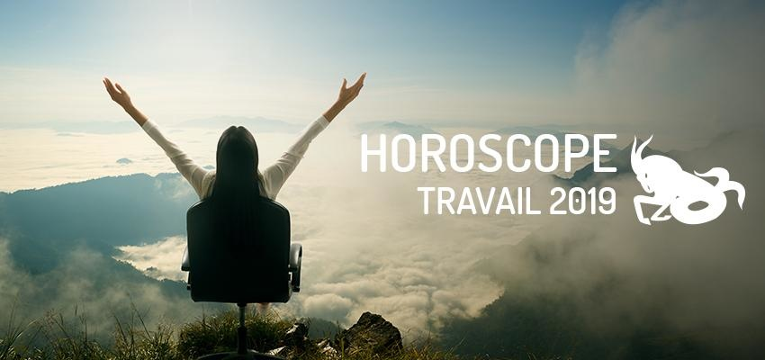 Découvrez toutes les prévisions de l'horoscope du travail de 2019 pour le Capricorne