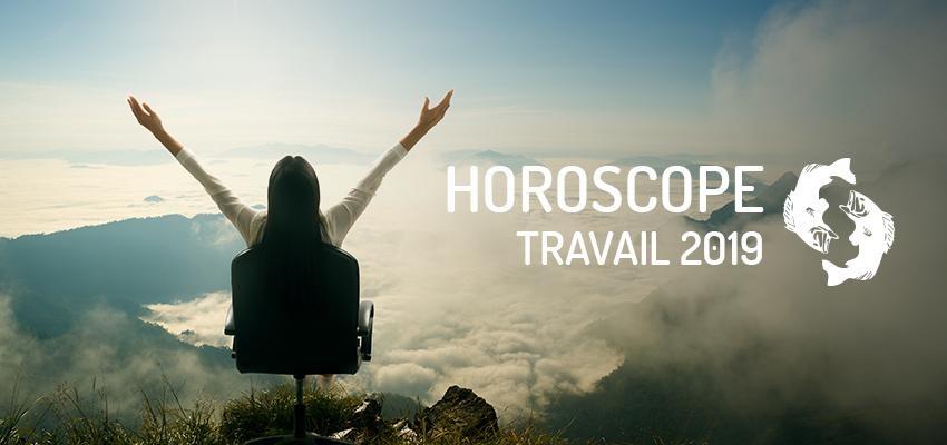Découvrez toutes les prévisions de l horoscope du travail de 2019 pour les  Poissons 75080b87a4e0