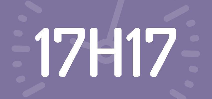 Significations et prévisions de l'heure miroir 17h17