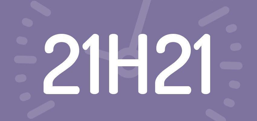 Significations et prévisions de l'heure miroir 21h21