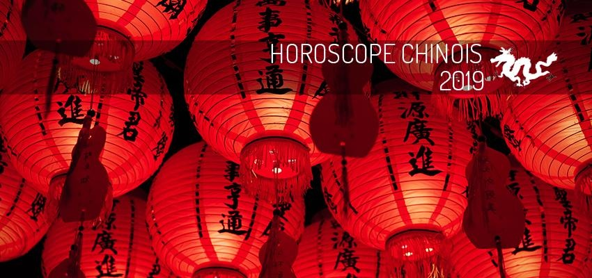 L'horoscope chinois 2019 du dragon