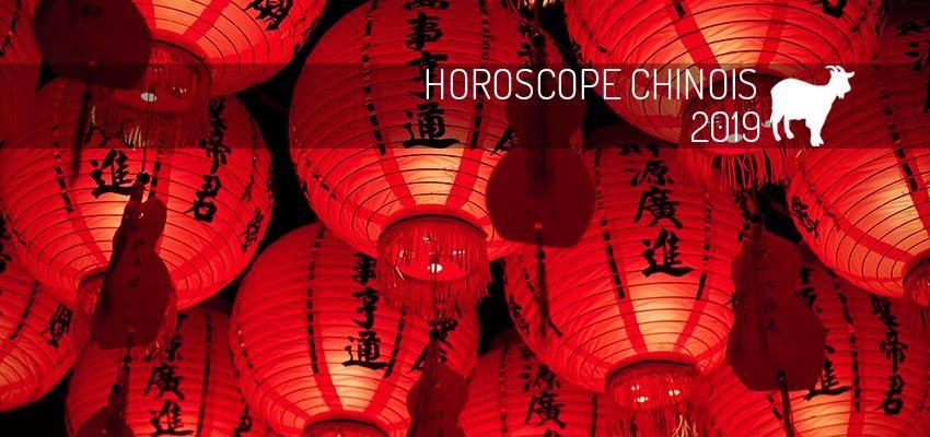 L'horoscope chinois 2019 de la chèvre