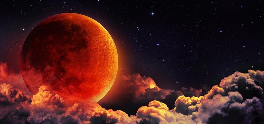 La super lune de sang de janvier 2019 est-il un signe apocalyptique ?