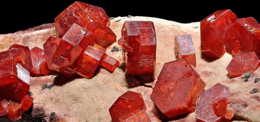 Quelles sont les propriétés de la vanadite ?