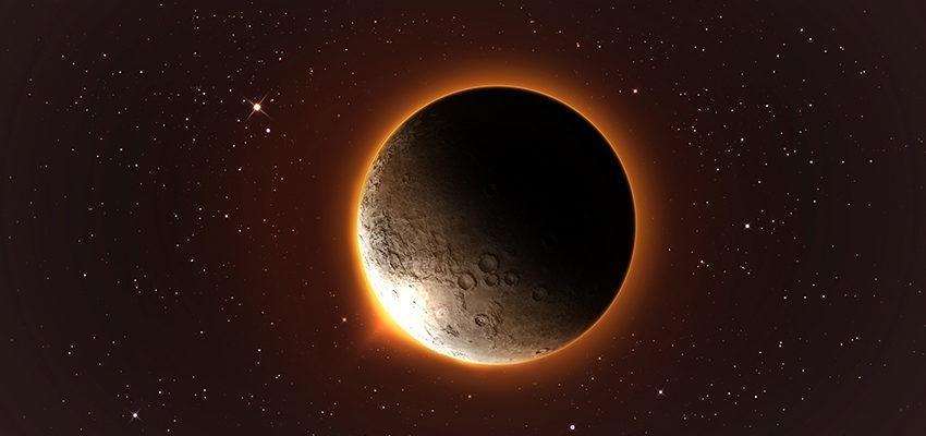 L'influence de l'éclipse lunaire du 16 Juillet de 2019 sur les personnes