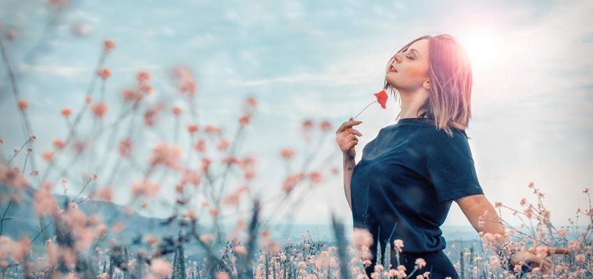 L'utilisation de fleurs de Bach