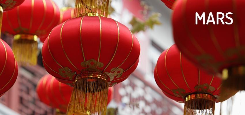 Découvrez toutes les prévisions de l'horoscope chinois de Mars !