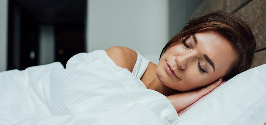 L'homéopathie pour le trouble de sommeil