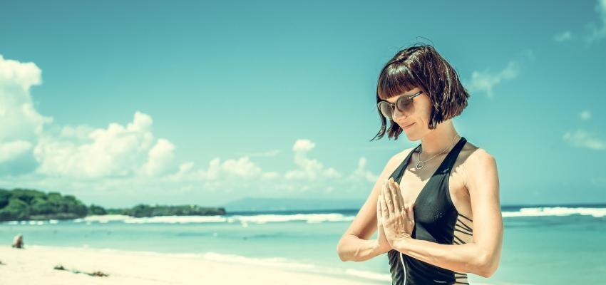 Pratiquer l'asana yoga