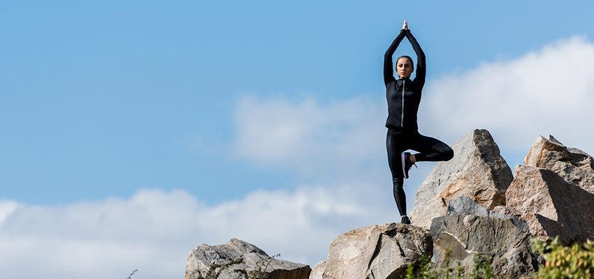 Découvrez la posture de l'arbre dans le yoga !