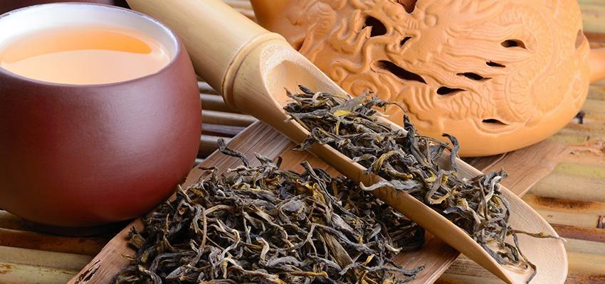 La puissance du thé Oolong