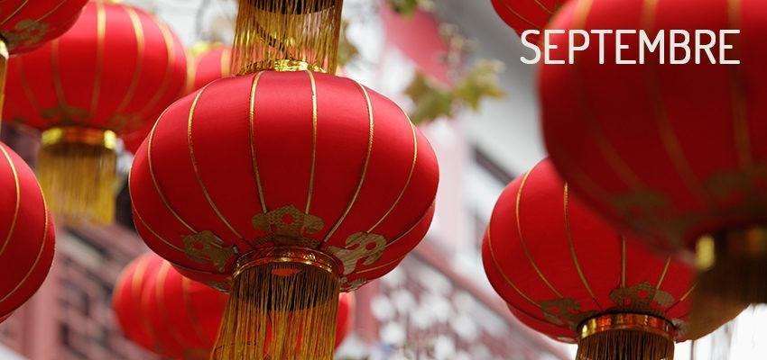 Découvrez toutes les prévisions de l'Horoscope Chinois de septembre