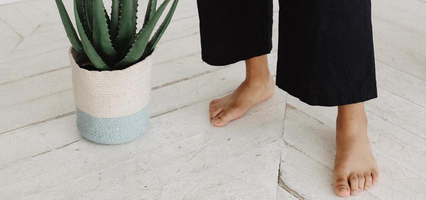 Détoxifier son corps par les pieds : mode d'emploi