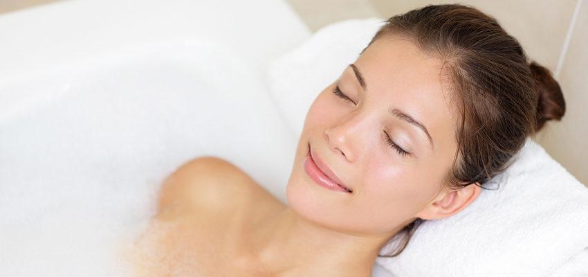 4 bains pour l'âme et leurs bienfaits