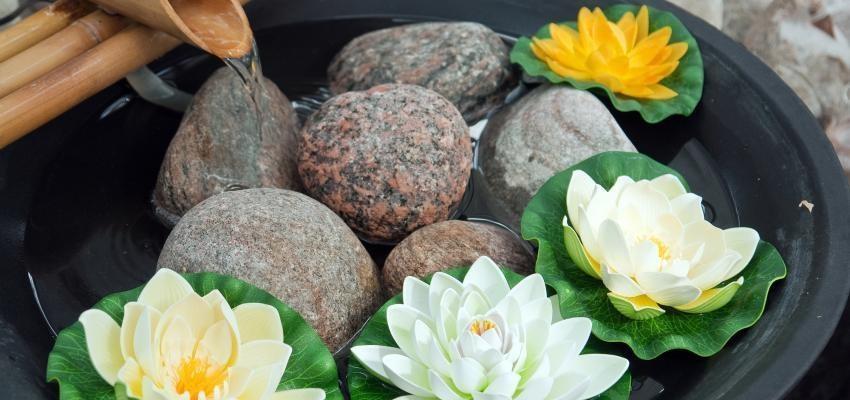 Les avantages des fontaines d 39 eau dans la maison en feng shui - Le feng shui dans la maison ...