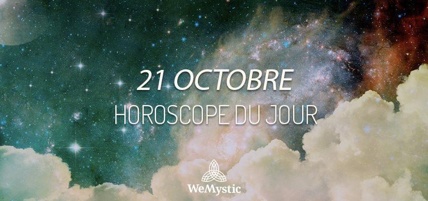 Horoscope du Jour du 21 octobre 2019