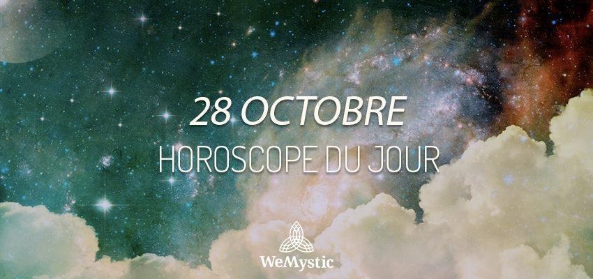 Horoscope du Jour du 28 octobre 2019