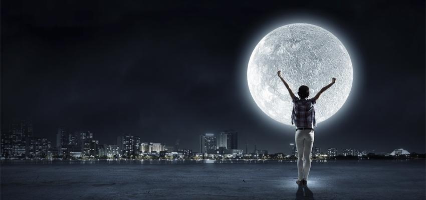 La relation sacrée entre la femme et la Lune