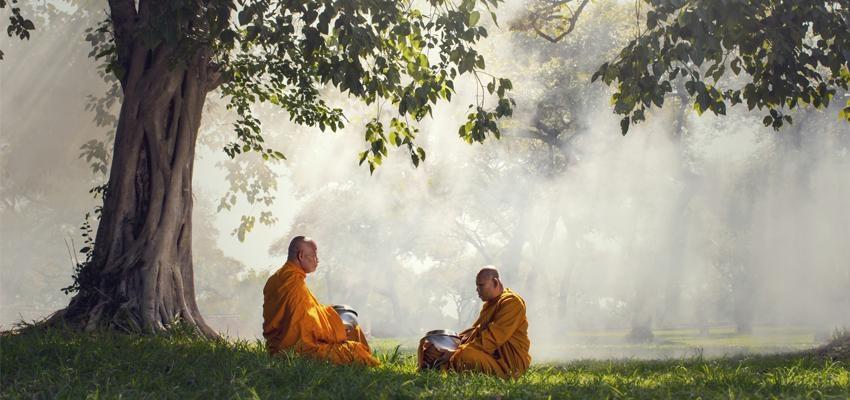 Les principes du Bouddhisme, religion de paix et de tolérance