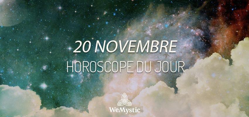 Horoscope du Jour du 20 novembre 2019