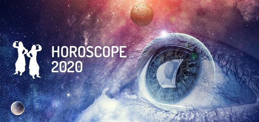 Horoscope Gémeaux 2020