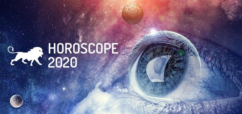 Horoscope Lion 2020