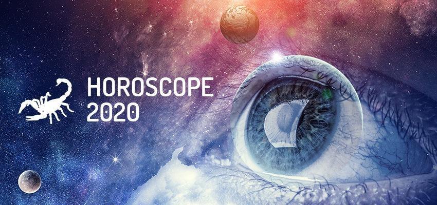 Horoscope Scorpion 2020