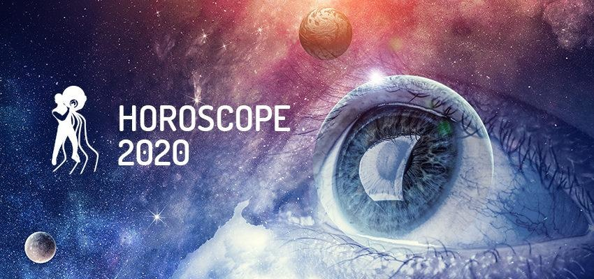 Horoscope Verseau 2020