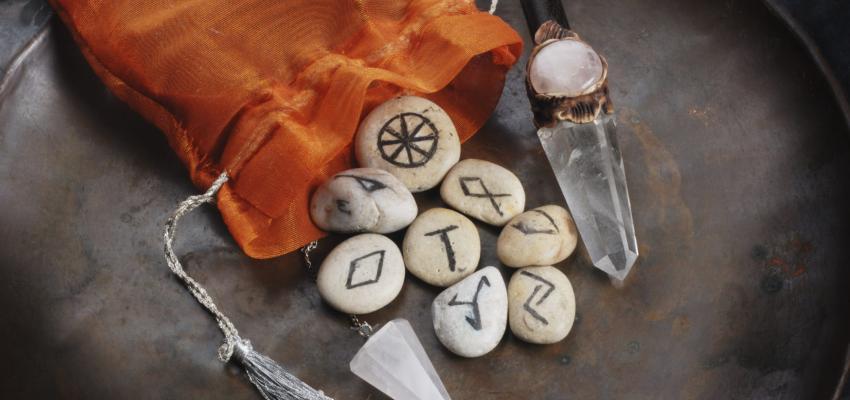 Les 6 niveaux de runes et leurs associations dans les incantations