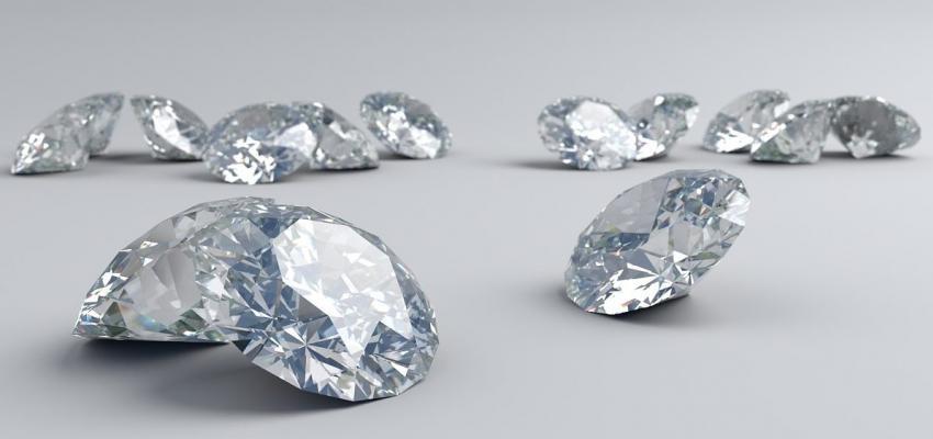 La pierre diamant et ses propriétés