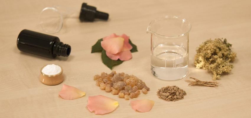 Les bienfaits de l'huile essentielle d'encens (ou oliban)