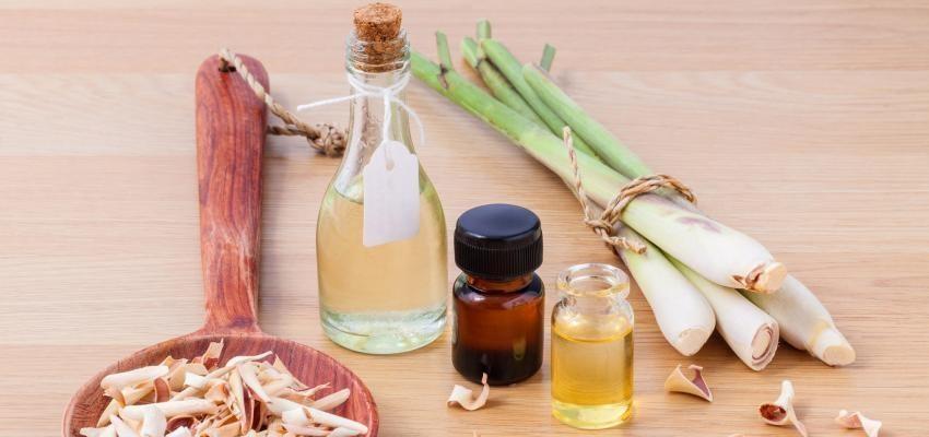 Les bienfaits de l'huile essentielle de lemongrass