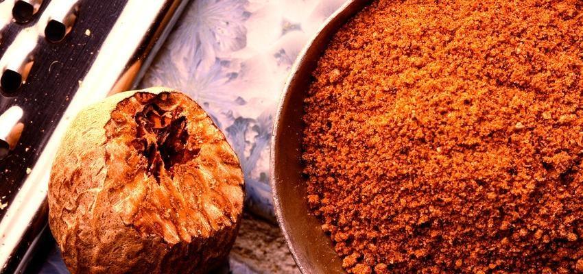 Les bienfaits de l'huile essentielle de noix de muscade