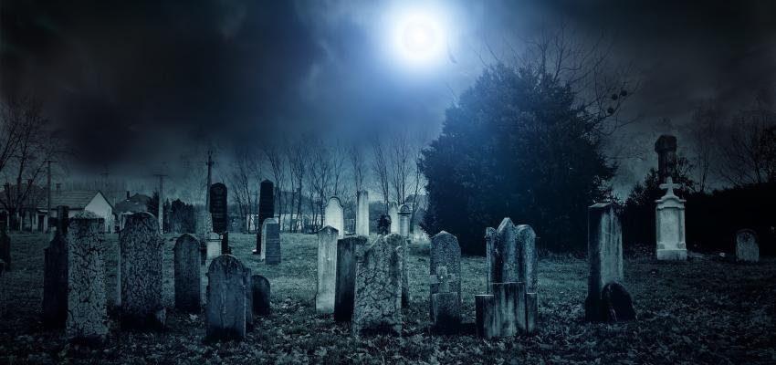 Comment entrer dans un cimetière ?