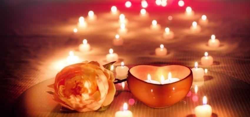 Les bougies pour l'amour : un objet utile pour séduire...